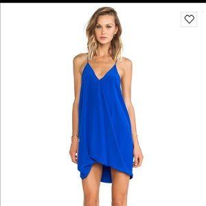 Blue ASSALI dress